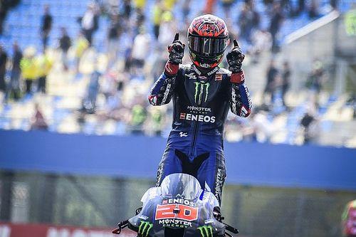 Quartararo toma el testigo de Rossi y Lorenzo en Yamaha