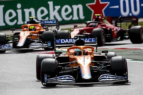 Norris: nem igazán értem, miért becsülik le az emberek a Ferrarit