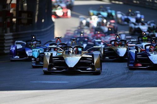 Da Costa Principe del Monaco E-Prix con sorpassone finale