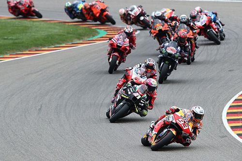 El vuelta a vuelta del Gran Premio de Alemania 2021 de MotoGP