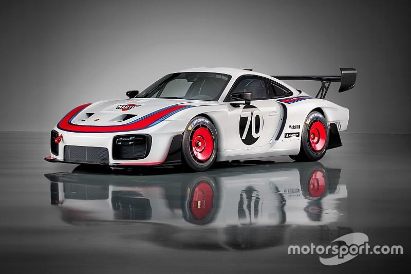 In Beeld Nieuwe Porsche 935 Is Eerbetoon Aan Moby Dick Gt Nieuws