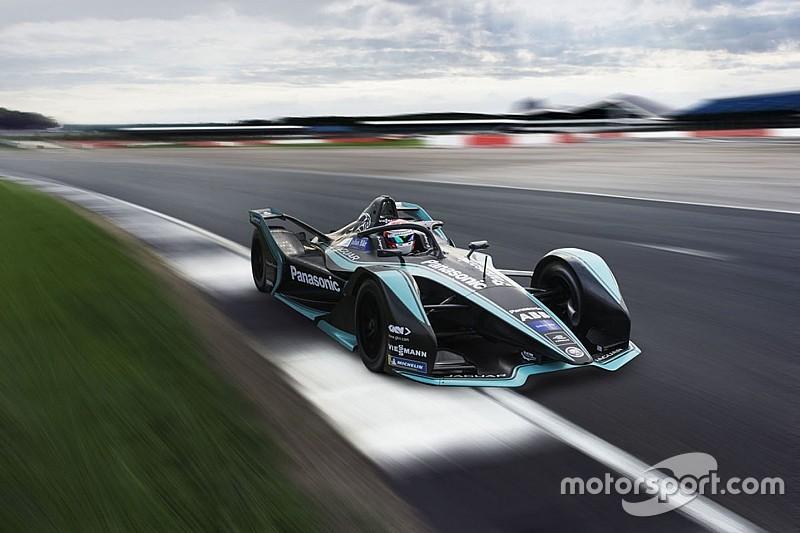 Jaguar presentó su Gen2 y confirmó a Piquet Jr. y a Evans como pilotos