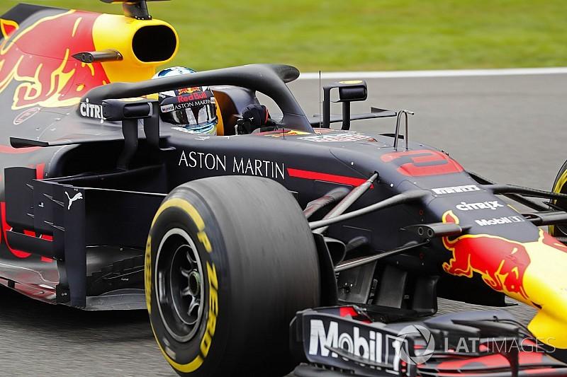 Ricciardo, preparado para más sanciones en Monza