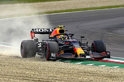 """Perez na tegenvallende race: """"Gelukkig nog niet met Marko gesproken"""""""