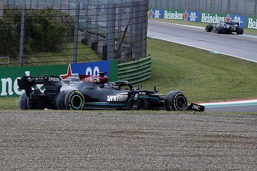 Masi spiega perché Hamilton non è stato penalizzato per la retro