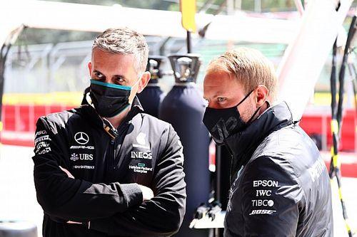 "Villeneuve, Bottas'a yüklendi: ""Yavaş olmasa Williams'a karşı savunma yapmazdı"""