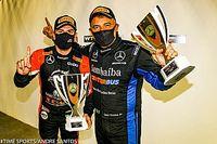 Mercedes-Benz Challenge: Cesar Fonseca e Witold Ramasauskas largam da pole position em Interlagos