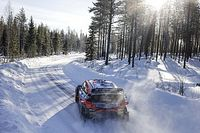 El impresionante Artic Rally del WRC 2021, en vídeos