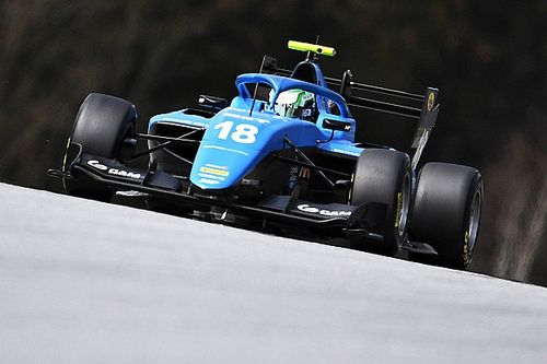 Alpine F1 junior Collet tops Austria F3 pre-season test