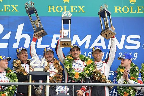 How many F1 drivers have won the Le Mans 24 Hours?