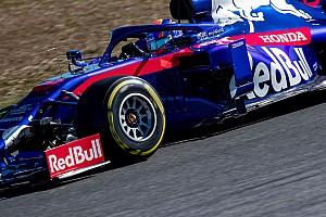 Toro Rosso: Honda fantastis di pekan pertama