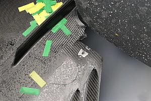 فريق مرسيدس يكشف السبب وراء تضرّر أرضية سيارة هاميلتون