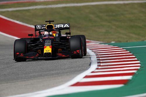 F1 | Austin: Verstappen punisce le Mercedes, bene le Ferrari