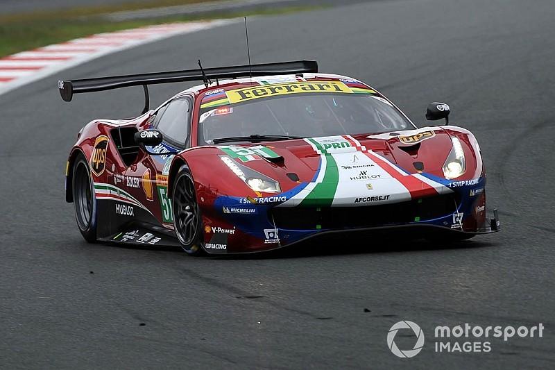Ferrari takes BoP hit for Shanghai