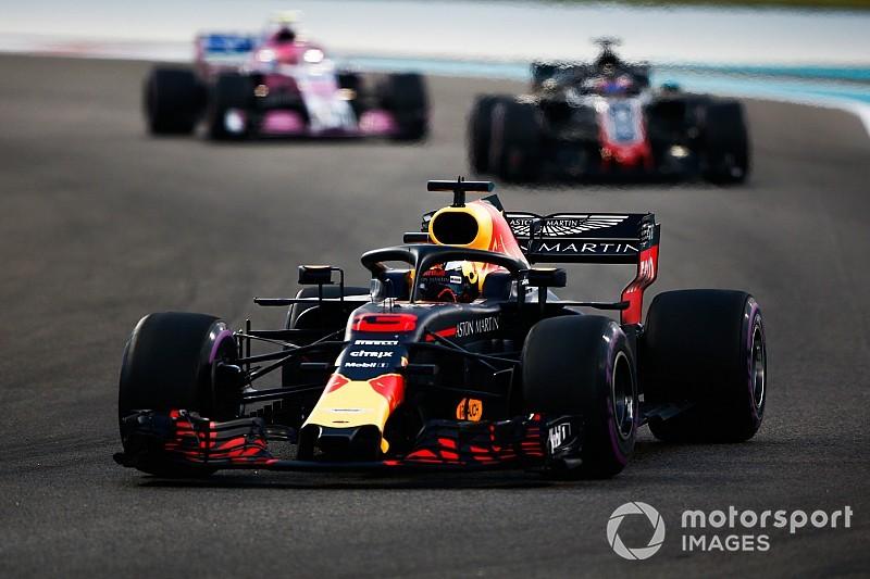 El final de temporada de Red Bull fue