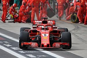 FIA past regels licht aan na 'weegbrug-incident' Vettel in Brazilië