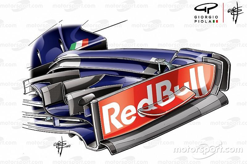 Formel-1-Technik: So ebnet Toro Rosso den Weg für Red Bulls Honda-Umstieg