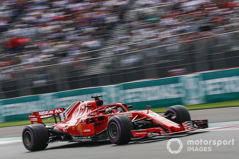 ベッテル「競争力はあったが、レースを支配できるマシンではなかった」