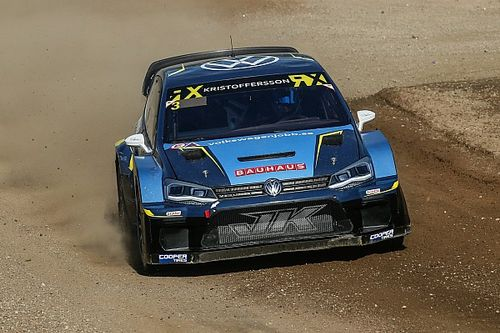 Latvia WRX: Kristoffersson takes third win in dominant style