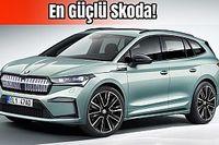 Skoda Enyaq iV Tanıtıldı | En Güçlü Skoda! | İlk Bakış