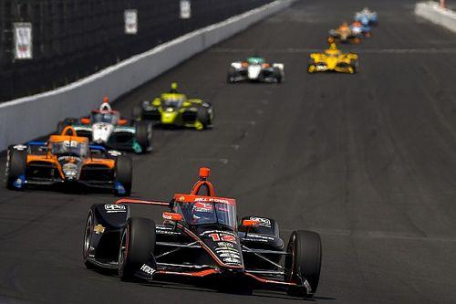 IndyCar test nieuwe aero om Indy 500 aantrekkelijker te maken