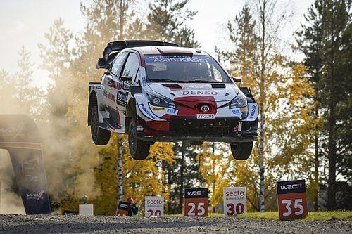 Toyota назвала состав в WRC на 2022 год