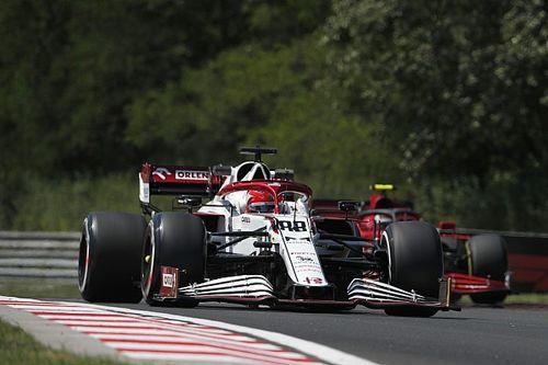 Verstappen pierwszy, Kubica 18