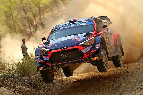 WRC: Solans al posto dell'infortunato Loubet al Rally Catalogna