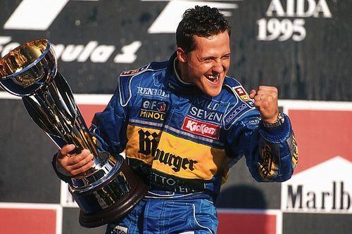 """Schumacher, Benetton'da yarışırken ekibine """" kendi cebinden"""" ödeme yapmış"""