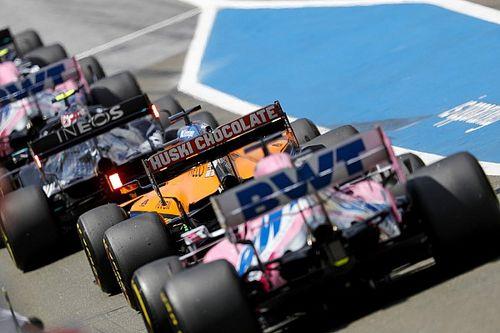 ¿Cómo le fue a Carlos Sainz en la clasificación de Austria?