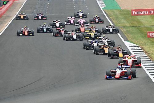 Положение в общем зачете Формулы 2 после первой гонки в Барселоне