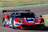 Ferrari na czele testów