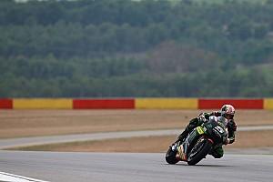 MotoGP Réactions Zarco pas mécontent de rouler sur le mouillé