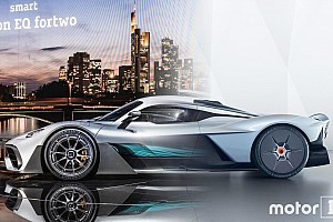 Aston Martin Valkyrie vs. Mercedes-AMG Project One