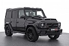 Automotive Brabus 900 One of Ten: G65 brult het uit met 900 pk