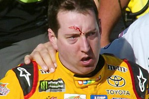 Monster Energy NASCAR Cup Nieuws Vechtpartij na de finish van NASCAR-race Las Vegas - video