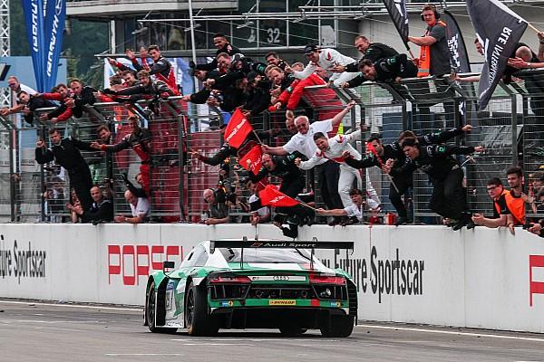 24h Nürburgring 2017: Land Motorsport mit Albtraum und Sternstunde