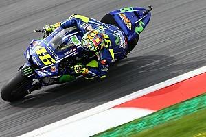 MotoGP Réactions Dix petits tours et puis s'en va pour Rossi
