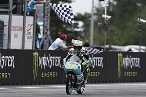 Moto3 Race report Moto3 Rep. Ceko: Mir buktikan performa brilian