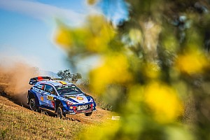 WRC Leg report Catalunya WRC: Mikkelsen leads Ostberg in opening loop