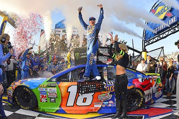 NASCAR Cup Gara Kyle Busch beffa Elliott e porta a casa il successo in Delaware
