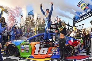 NASCAR Cup Rennbericht Dover: Kyle Busch siegt in letzter Sekunde, Playoff-Feld reduziert