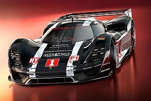 Sportwagen Fotostrecke Designstudie: Porsche-Rennlegende 908 in modernem Design