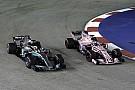 Formel 1 2017 in Singapur: Die Startaufstellung in Bildern