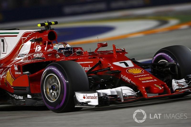 "Räikkönen: Ferrari sera ""prêt au combat"" à Sepang et Suzuka"