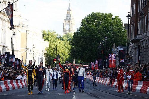 Wolff doet oproep om GP in Londen mogelijk te malen