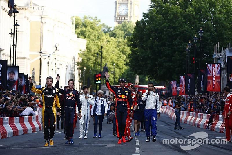 La F1 llevará a cabo una presentación oficial en Melbourne