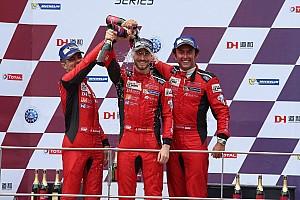 Asian Le Mans Noticias de última hora Alex Riberas, subcampeón de las Asian Le Mans Series
