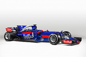 2017 F1 sezonu öncesi son araç, Toro Rosso STR12 tanıtıldı!