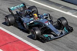 Formel 1 News Hamilton: Mercedes